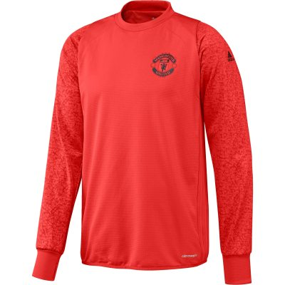 Manchester United Cup Training Top - Red