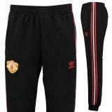 Manchester United Originals Track Pants - Black