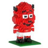 Manchester United 3D Mascot BRXLZ Construction Kit