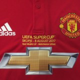 Manchester United Super Cup Final Home Shirt 2017-18