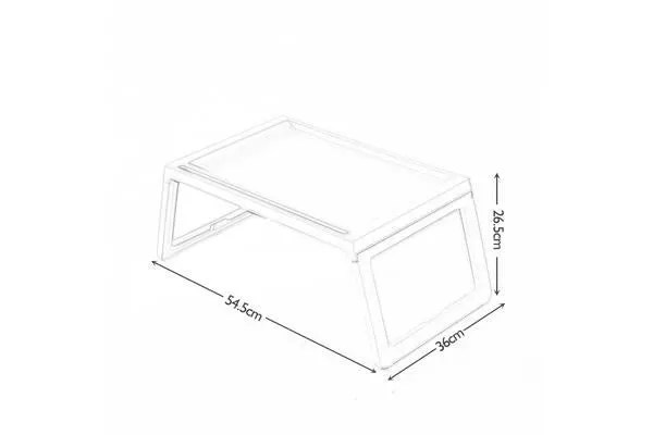 Dick Smith Foldable Breakfast Food Serving Serve Bed