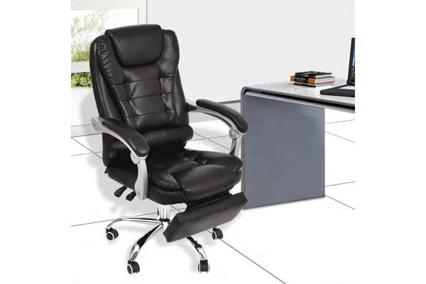 Dick Smith Executive Pu Leather Office Computer Chair
