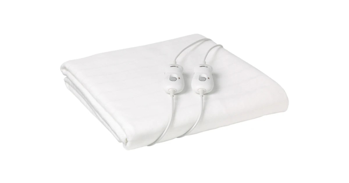 Sunbeam Sleep Perfect Fitted Heated Electric Blanket
