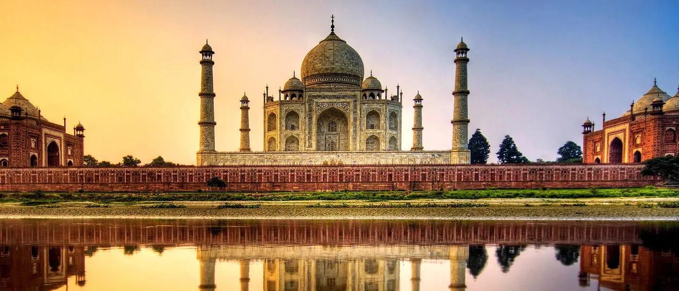 Taj Mahal Hd Wallpaper تاریخ و حقایق تاج محل؛ یکی از عجایب هفتگانه جهان کجارو