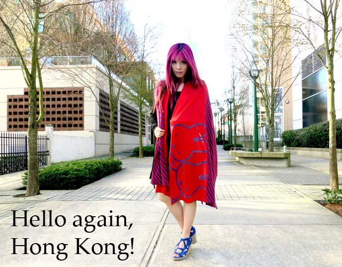 Back To Hong Kong Toro Mandycat Cute Clothes At K11 Art