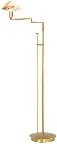 Holtkoetter Alabaster Shade Floor Lamp - #21878 | Lamps Plus