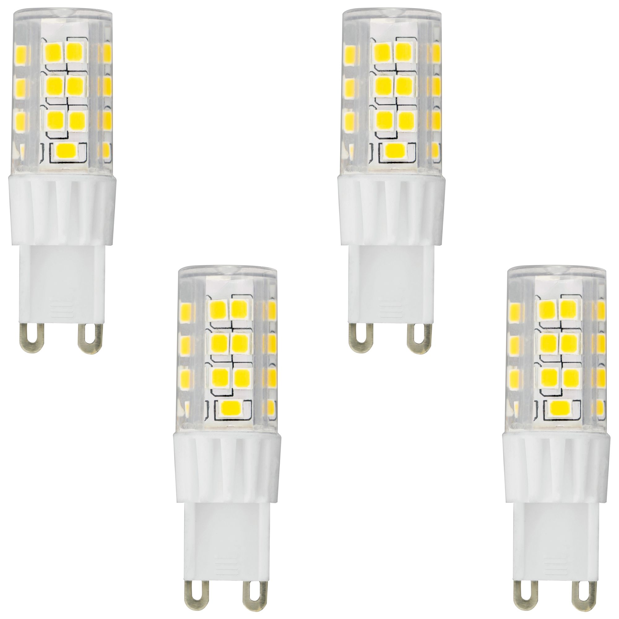 5 Watt Led Details About 50w Equivalent Tesler 5w Led Dimmable G9 Base Bulb 4 Pack