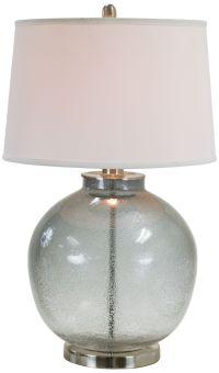 Henrik Gray Water Bubble Glass Table Lamp - #9X420 | Lamps ...