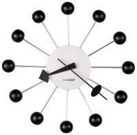 "Howard Miller Ball 14"" Wide Wall Clock - #M8797 | Lamps Plus"
