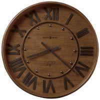 """Howard Miller Wine Barrel 25"""" Wide Wall Clock - #M9032 ..."""