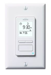 ECONOSwitch 500W 7-Day Programmable Timer Wall Switch - # ...