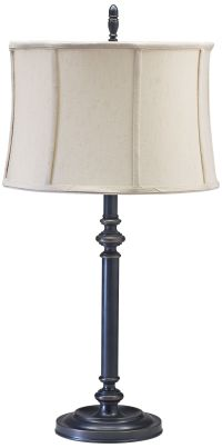 House of Troy Coach Oil Rubbed Bronze Table Lamp - #R7531 ...