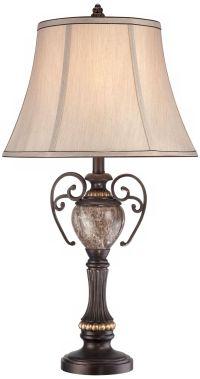 Kathy Ireland Belvedere Manor Bronze Table Lamp - #T3563 ...