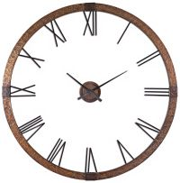 "Uttermost Amarion 60"" Wide Oversize Wall Clock - #X4316 ..."