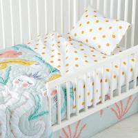 Marine Themed Toddler Bedding | The Land of Nod