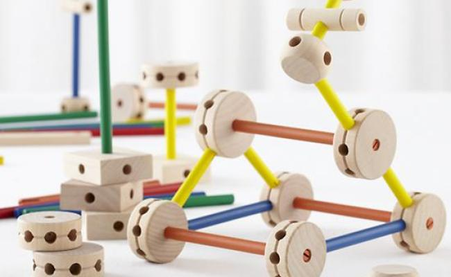 Make The Connection Wooden Toys The Land Of Nod