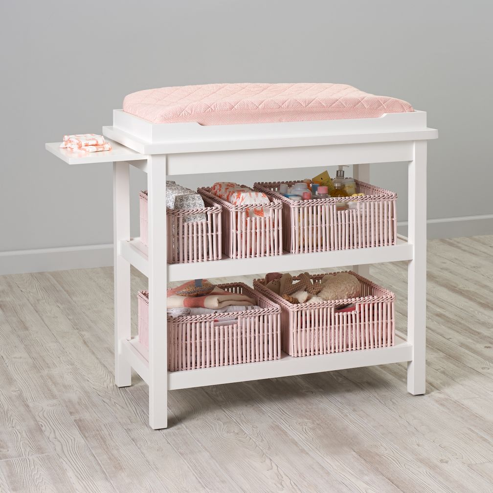 Baby Wickeltisch Baby Changing Tables | The Land Of Nod