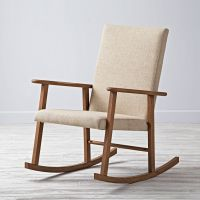 Mid-Century Rocking Chair | The Land of Nod