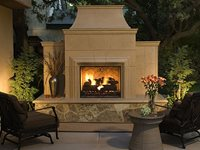 Outdoor Fireplaces - Landscaping Network