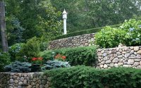 Landscaping Ideas Retaining Wall Hillside PDF
