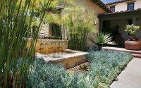 Landscape ideal: Tuscan style backyard landscaping ...