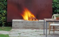 Fire Pit - Santa Monica, CA - Photo Gallery - Landscaping ...