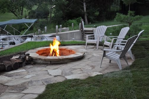 Flagstone St Louis Mo Photo Gallery Landscaping