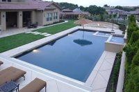 Modern Pool - Calimesa, CA - Photo Gallery - Landscaping ...