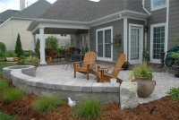 Paver Patio - Frankfort, KY - Photo Gallery - Landscaping ...