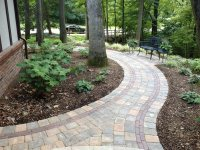 Walkway and Path - Orion, MI - Photo Gallery - Landscaping ...