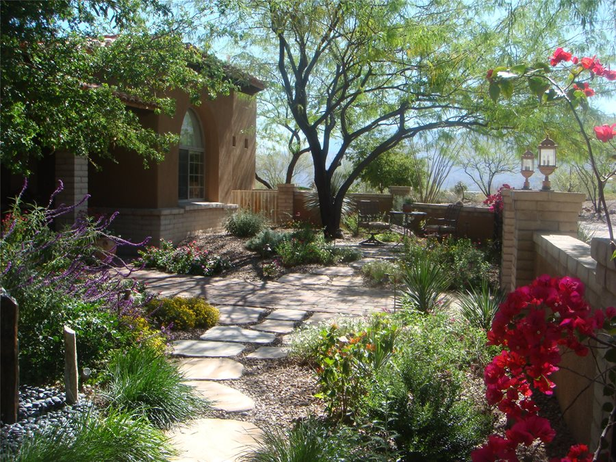 Inexpensive Hardscape Ideas Eco-friendly Landscape Design - Landscaping Network