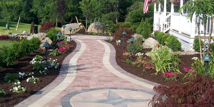 Garden Path  Walkway Ideas - Landscaping Network