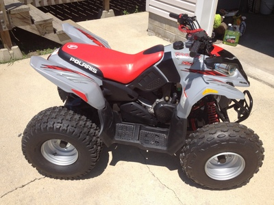 2003 Polaris Predator 90 cc ATV for sale, GILMER, Texas 75644