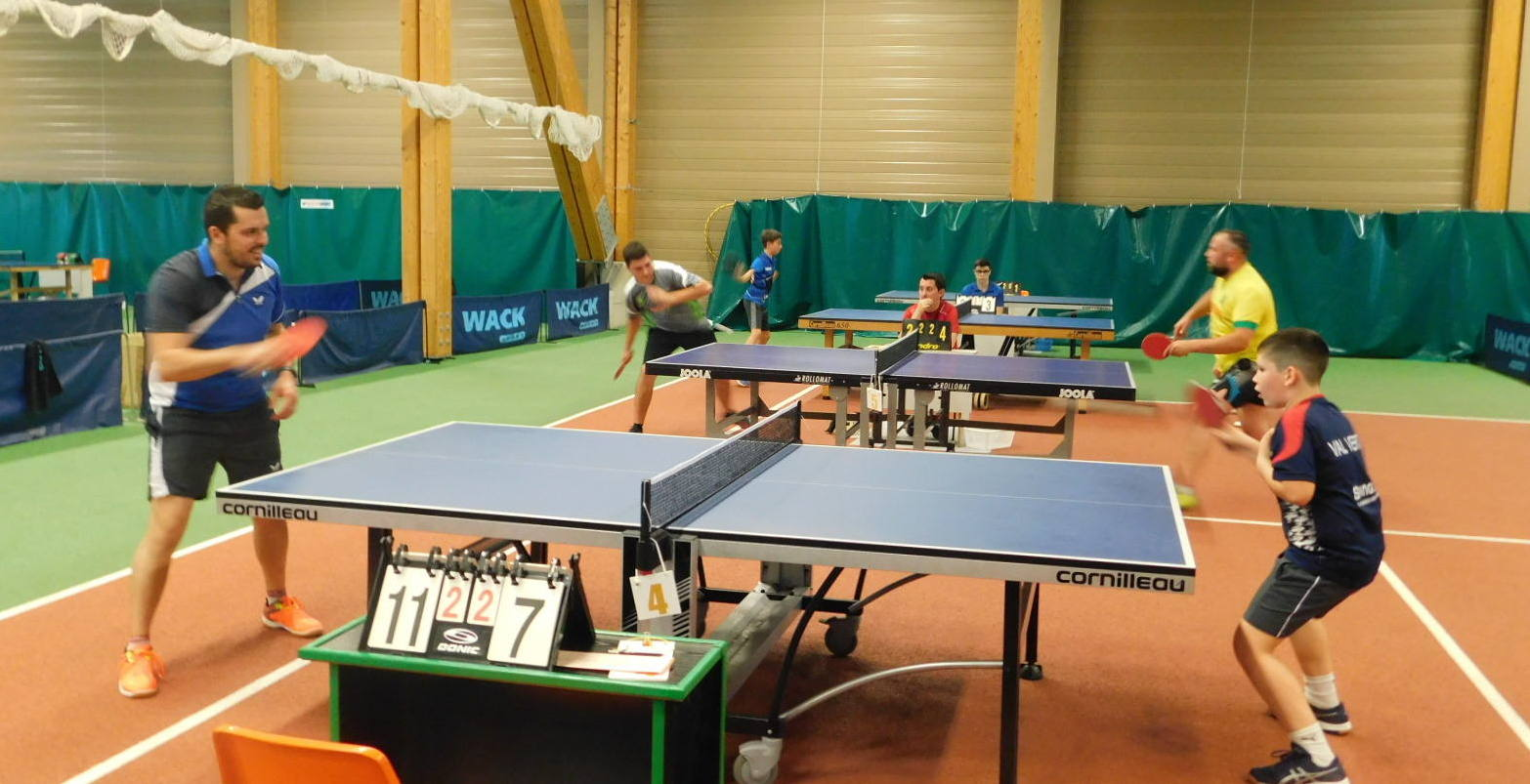 Wack Sport Tennis De Table Belle Participation Au Tournoi De Tennis De Table