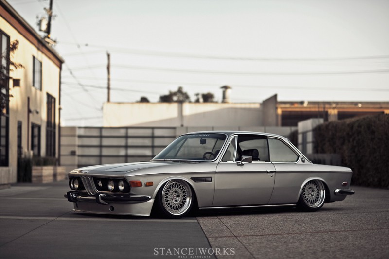 Dope Car Wallpapers Mike Burroughs Of Stance Works Sells His 1971 Bmw 2800cs