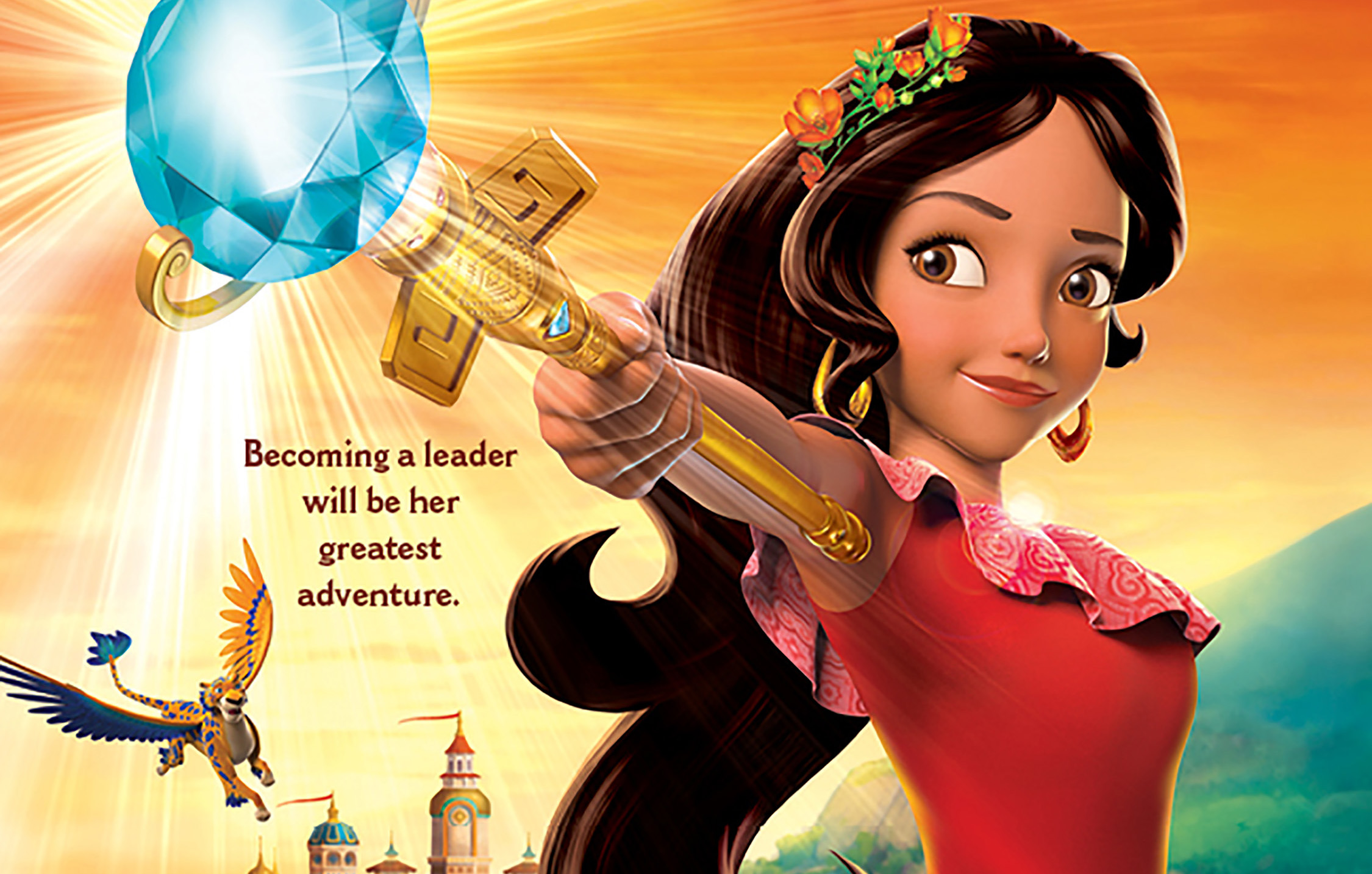 Disney Princess Quotes Wallpaper Elena Of Avalor Premiere Date Disney Channel Announces