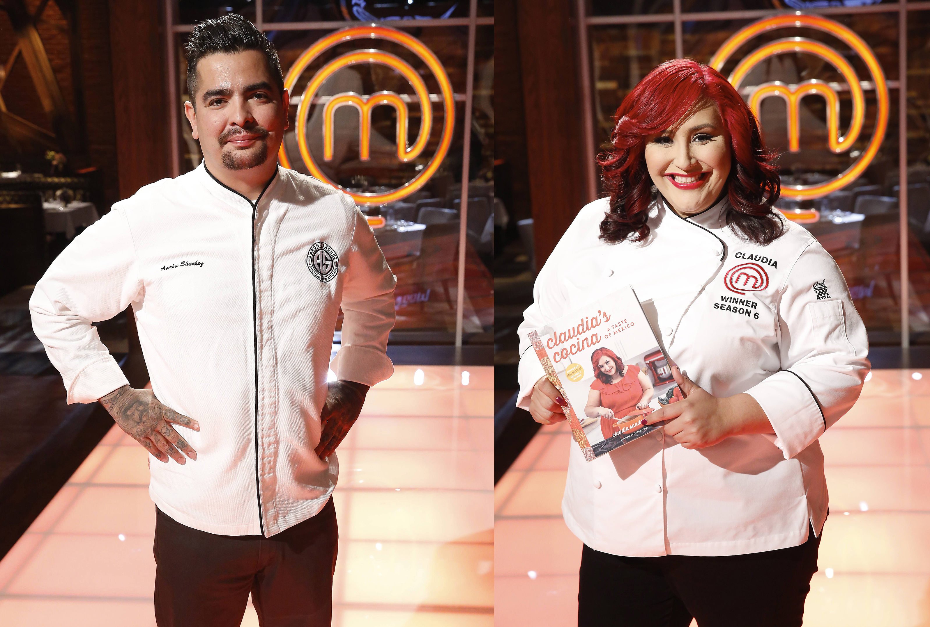 Cocina Masterchef 'masterchef' Season 7: When, Where To Watch Aarón Sánchez