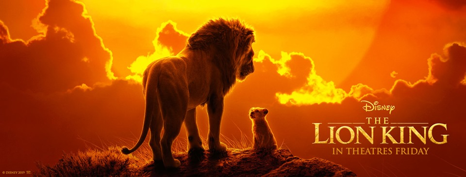 the lion king 2019 movie times