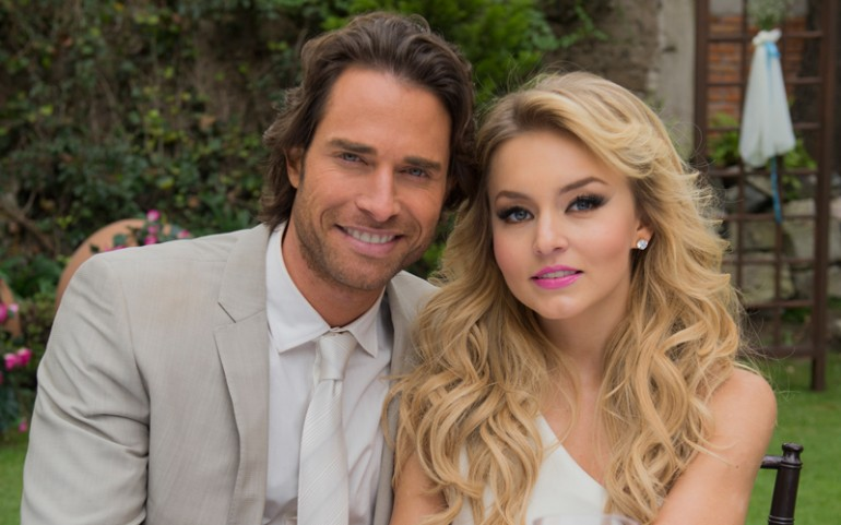 Sebastián Rulli and Angelique Boyer star in Univision's hit primetime ...