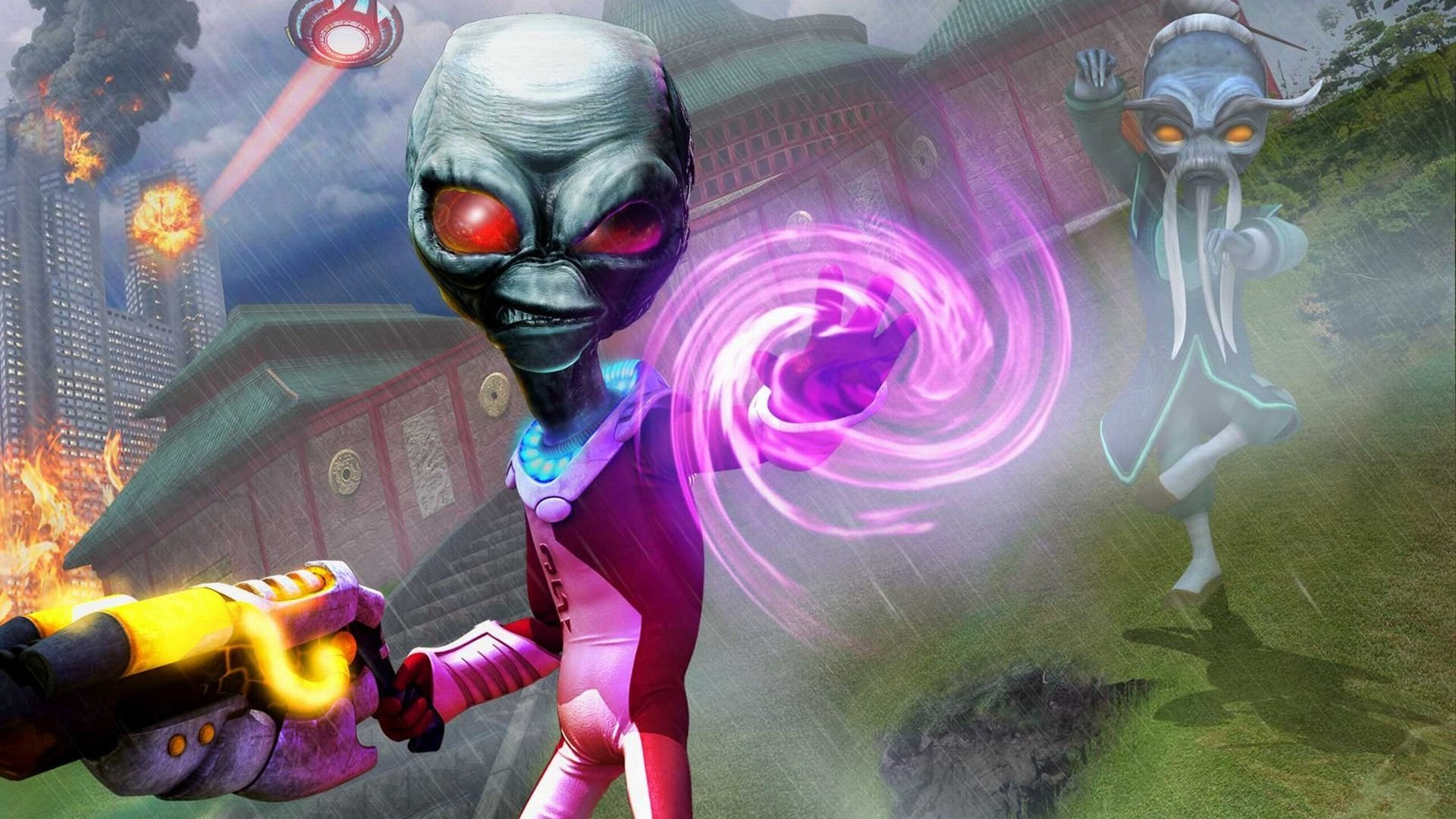 3d Wallpaper App Download Destroy All Humans 2 Details Launchbox Games Database