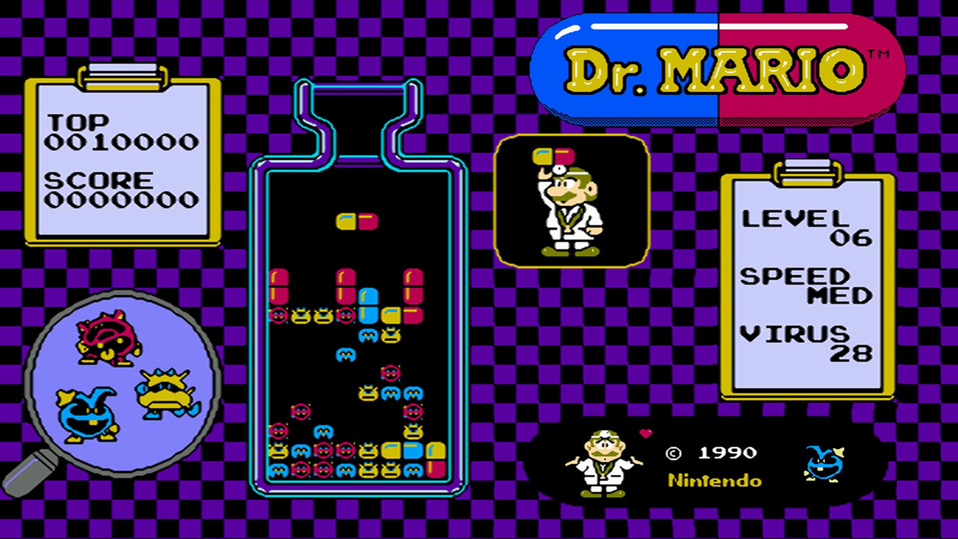 3d Wallpaper Mario Dr Mario Details Launchbox Games Database