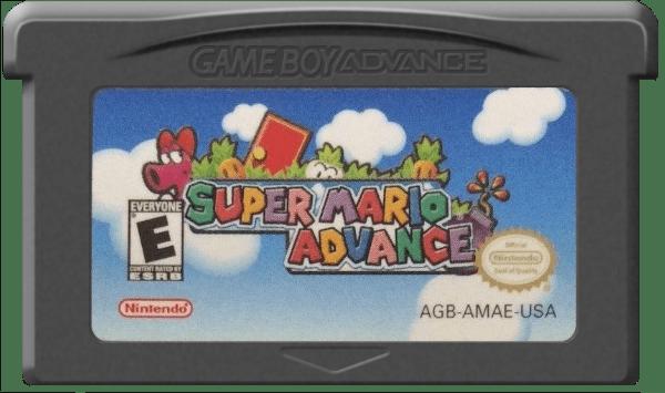 Super Mario Advance Details Launchbox Games Database