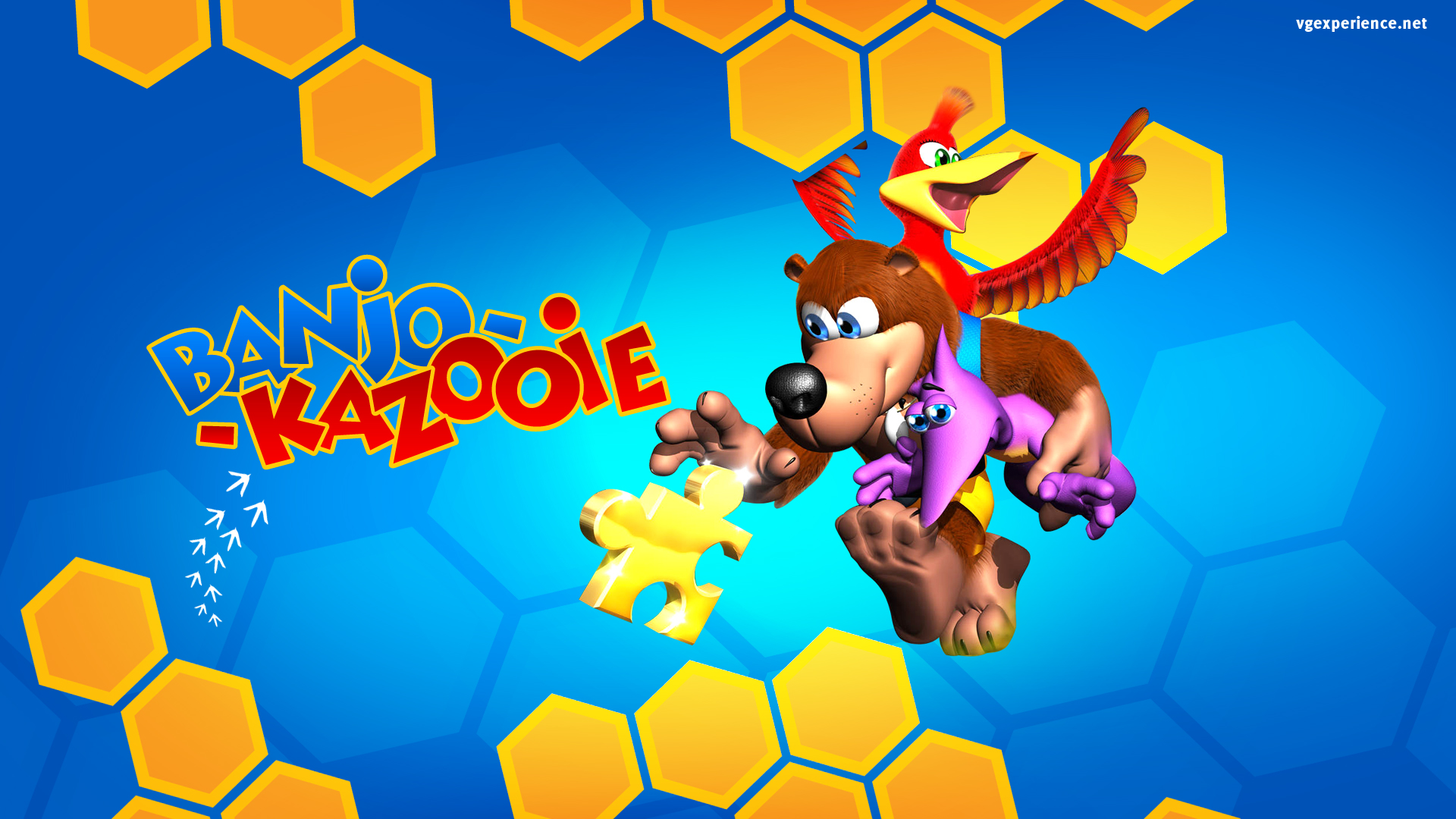 Spiral Wallpaper 3d Banjo Kazooie Details Launchbox Games Database