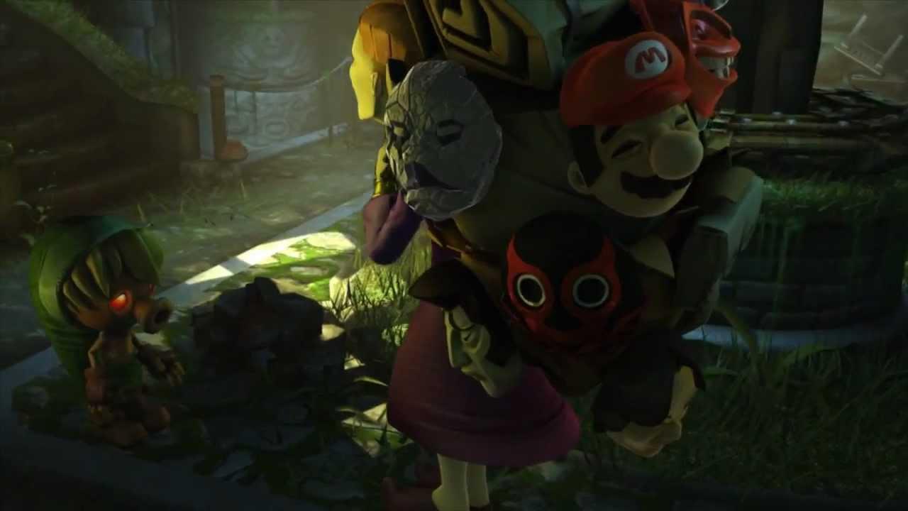 Ocarina Of Time 3d Wallpaper The Legend Of Zelda Majora S Mask Details Launchbox