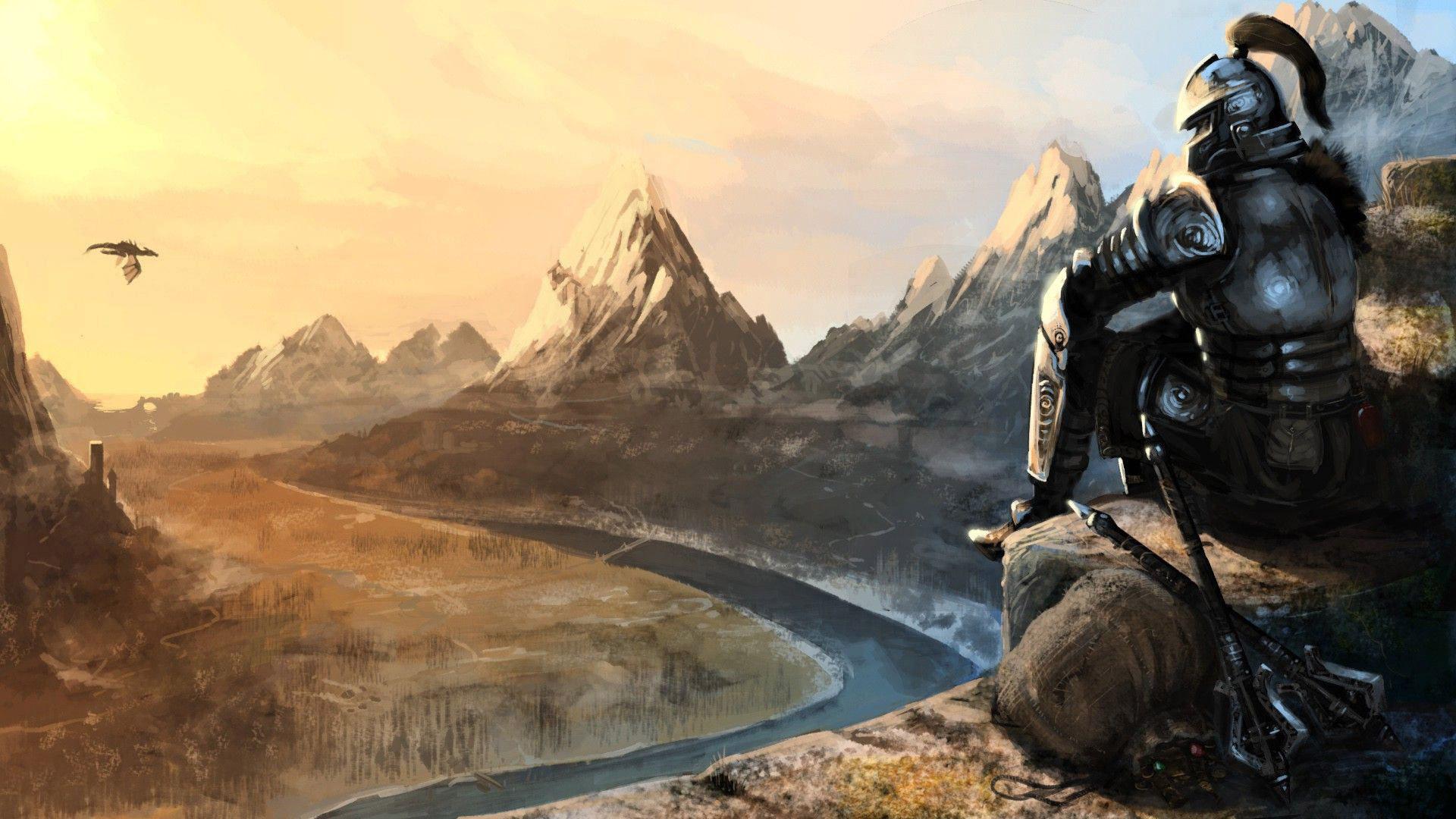 Wallpaper Full Hd 1080p 3d The Elder Scrolls V Skyrim Details Launchbox Games Database