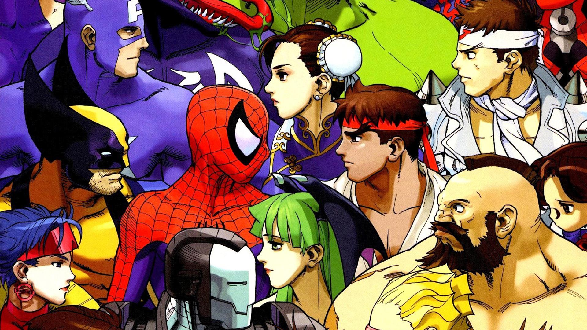 Saint Seiya 3d Live Wallpaper Marvel Vs Capcom Clash Of Super Heroes Details