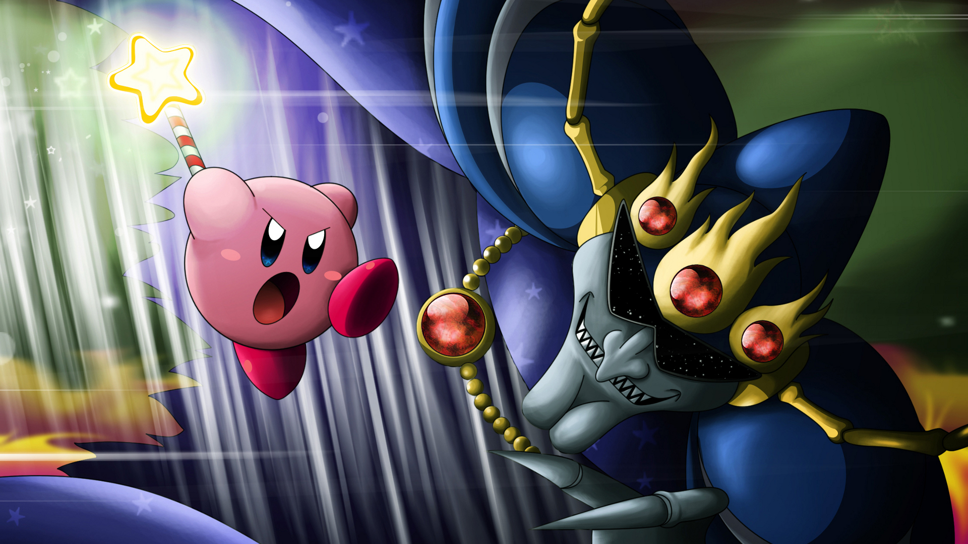 3d Action Wallpaper Download Kirby Nightmare In Dreamland Details Launchbox Games