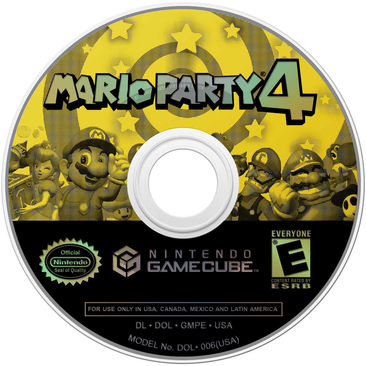 Birthday Party Background Mario Party 4 Details - Launchbox Games Database