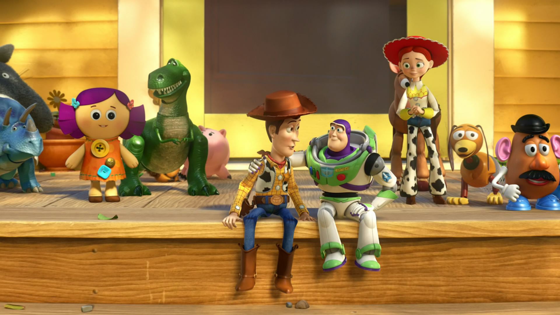 Pc Game 3d Wallpaper Toy Story 3 Details Launchbox Games Database