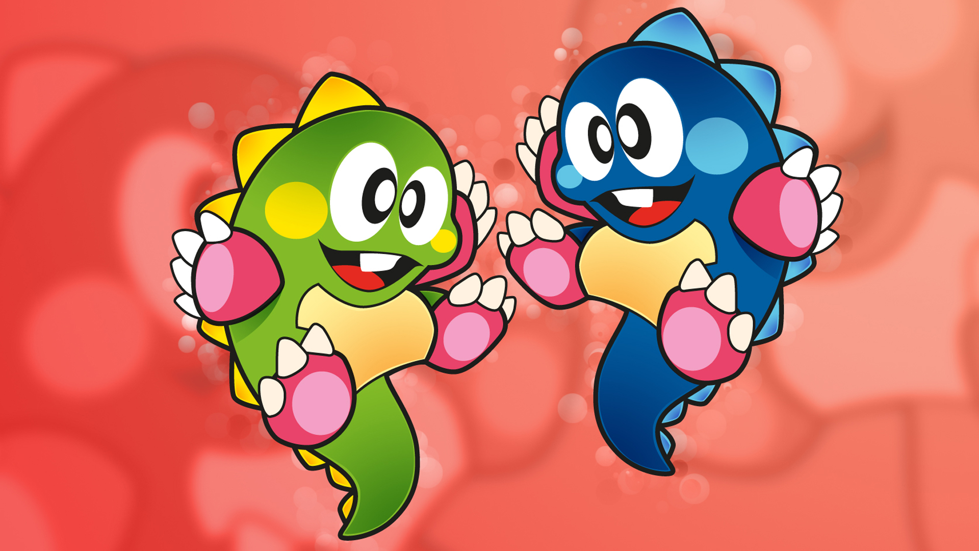 3d Logo Wallpaper Bubble Bobble Details Launchbox Games Database